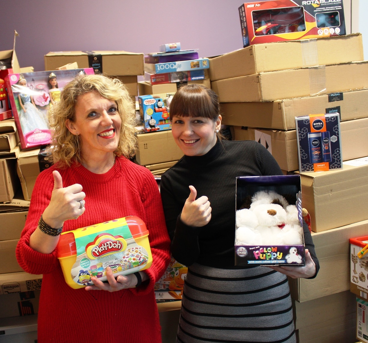 Christmas Gift Appeal: Give A Christmas Gift, Annual Toy Appeal Asks For Your Help