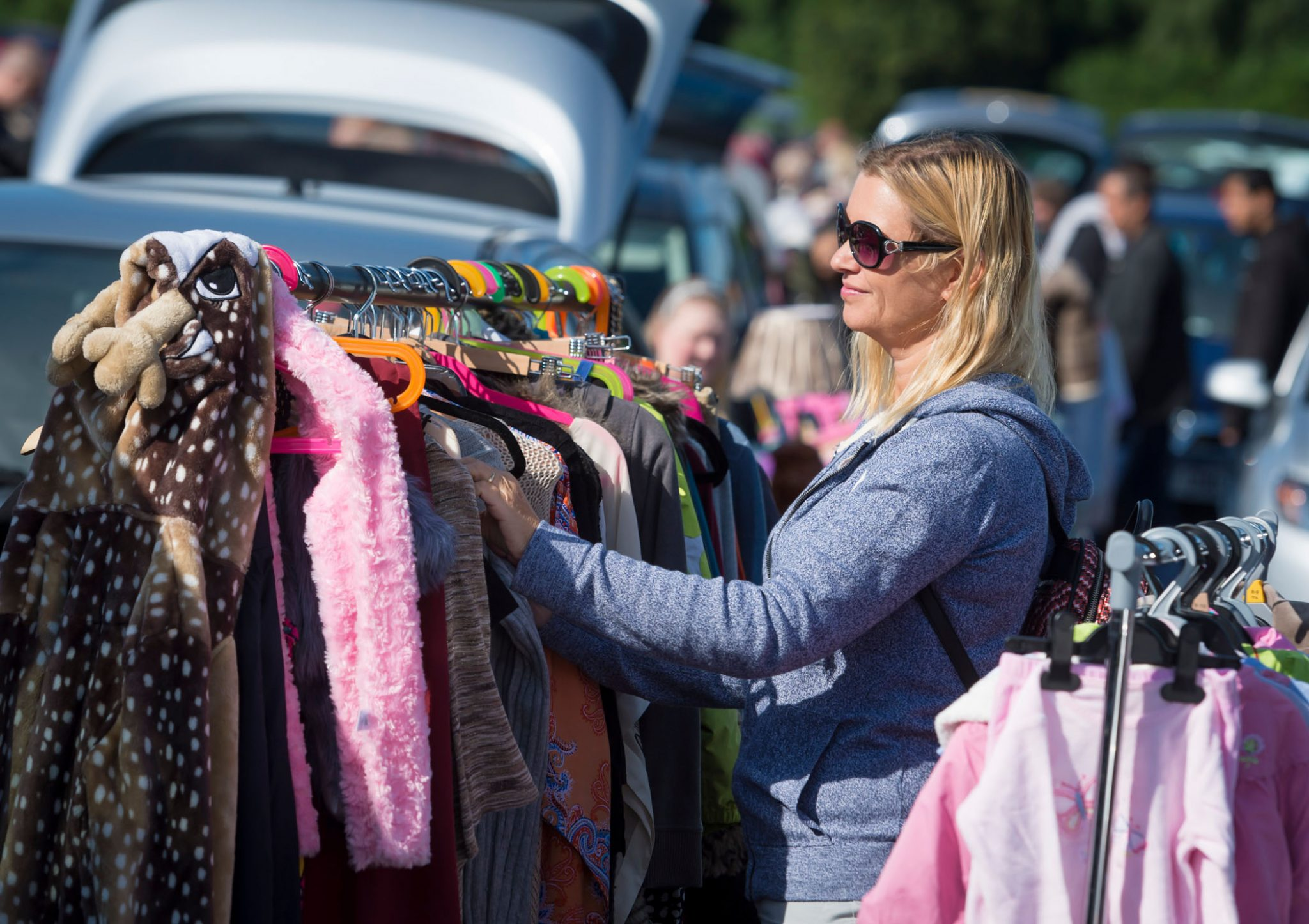 Popular Car Boot Sale And Collectors Market Returns